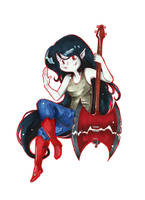 Marceline by belatime