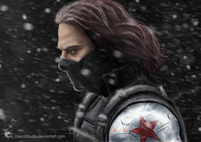 Winter came by UnicatStudio