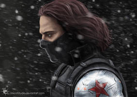 Winter is coming by UnicatStudio