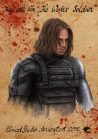 They call him The Winter Soldier by UnicatStudio