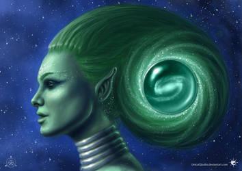 Galaxian by UnicatStudio