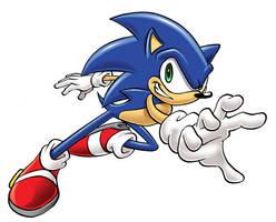 Sonic the Hedgehog by Yardley