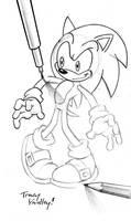 FCBD 11 Sonic pic by Yardley