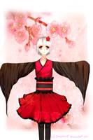 Utau Lolita No.4 // K0ki Nayu - Wa Lolita by Samaira15