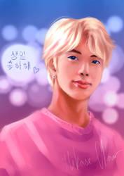 Jin by Hikase555