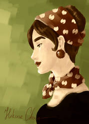 Retro Girl by Hikase555