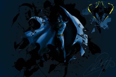 Batman by matson007