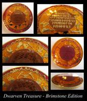 Dwarven Treasure Coin - Brimstone Edition by ce-e-vel