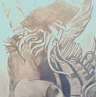 Davy Jones by Nishomay