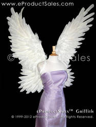 HUGE Griffith Angel Wings by eProductSales