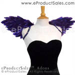 eProductSales Adora Dark Purple Wings Props by eProductSales