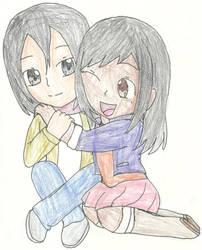 Happy Birthday Mikasa by landra15