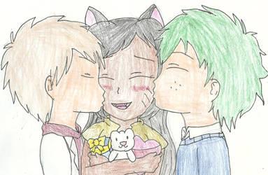 Happy Birthday Trinity by landra15