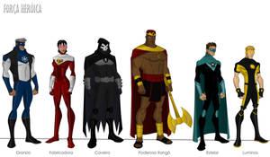 Heroic Force by todisistindoja