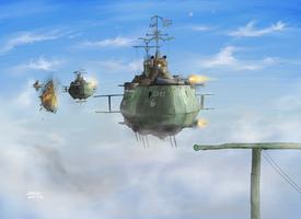 Encounter battle by AoiWaffle0608
