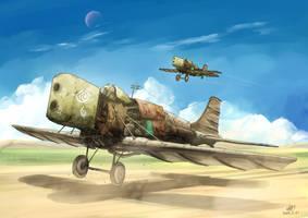 Valiante Strikes! by AoiWaffle0608