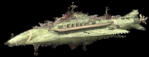 6th Fleet Flagship Yut Zailieg by AoiWaffle0608