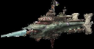 2th Fleet Flagship Arkilia by AoiWaffle0608