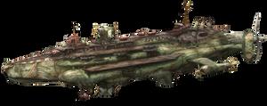 5th fleet Strategic Carrier Argebal by AoiWaffle0608