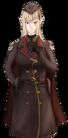 Lieutenant Colonel Rava by AoiWaffle0608