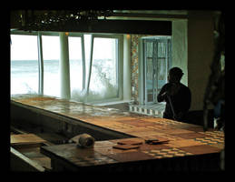Fate's Window by donaldsart