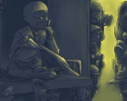 Take a break,Medic. by ShiyakuSarutobi