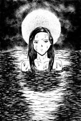 Mermaid by Momonari-Junta