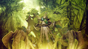 Treant Protector Wallpaper by d-k0d3