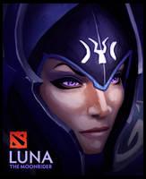 Luna by d-k0d3