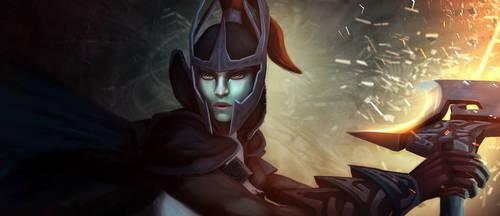 Phantom Assassin by d-k0d3