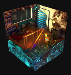 Isometric by d-k0d3