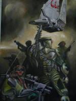 Behind Imperial Lines by charlieblue666