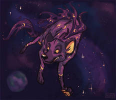 Space Hyena by kubo