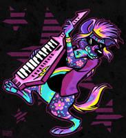 Keytar Hero by kubo