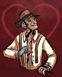 Mr. Valentine by kubo