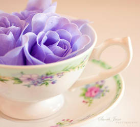 .:: Lilac Tea ::. by Whimsical-Dreams