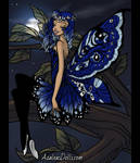 (Old) Butterfly of the Night by MollyShine