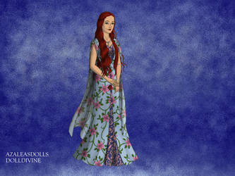 Taylor Beetles (Lady of the wind) by MollyShine