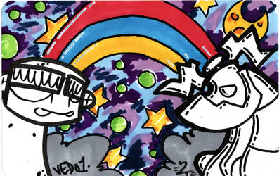 Lucky Dip Project: Vedo1 by 2Tone-art