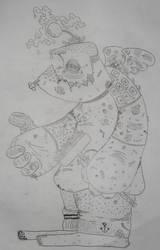 trashbot by 2Tone-art
