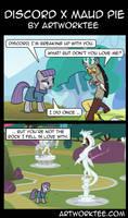 Comic: Discord x Maud Pie by artwork-tee