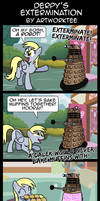 Comic: Derpy's Extermination by artwork-tee