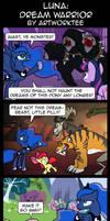 Comic: Luna, Dream Warrior by artwork-tee