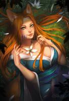 Commission: KolFreak by AmberHarrisArt