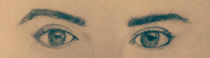 Eyes by gotthclaudia