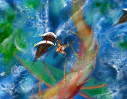 Ethereal Sea by Lambda2441