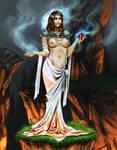 Iron Queen Persephone by Lambda2441