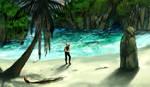 Beach by Lambda2441