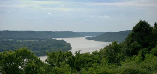 Ohio River by bmxer197