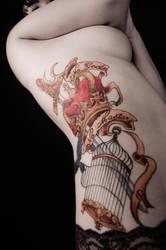 Uncaged by Ecchi-Senshi